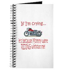 Biker Baby Cry - MOM Journal