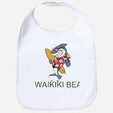 Waikiki Beach Bib