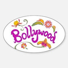 Bollywood Name Oval Decal