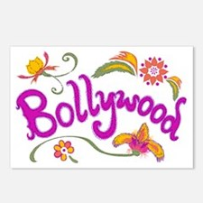 Bollywood Name Postcards (Package of 8)