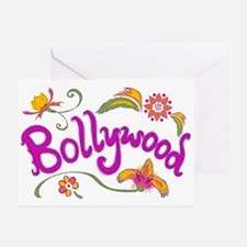 Bollywood Name Greeting Card