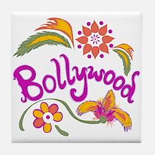 Bollywood Name Tile Coaster