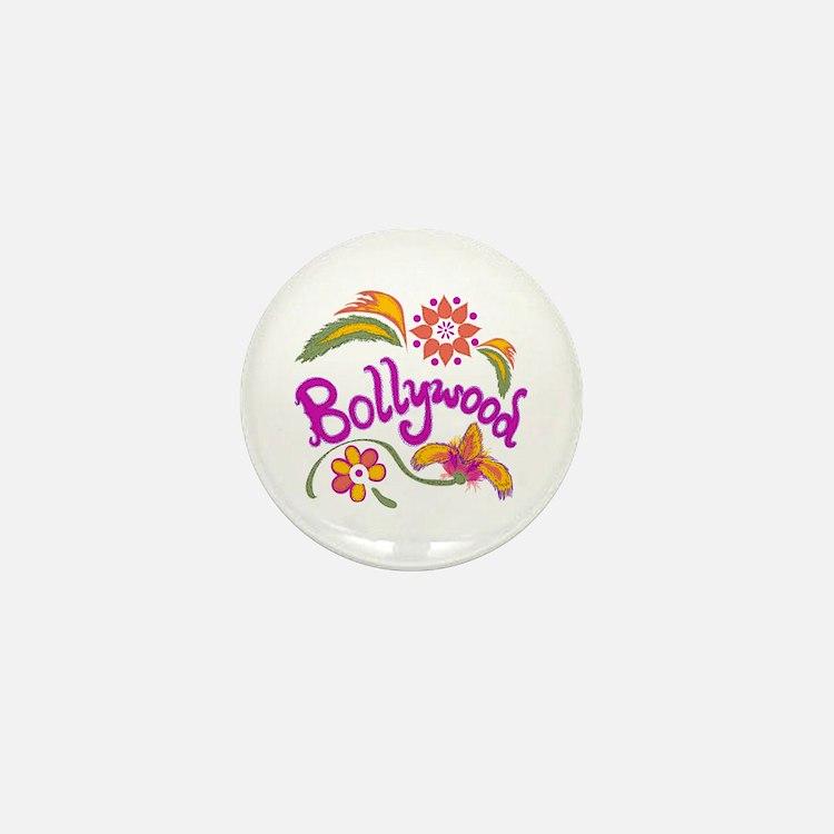 Bollywood Name Mini Button