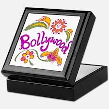 Bollywood Name Keepsake Box