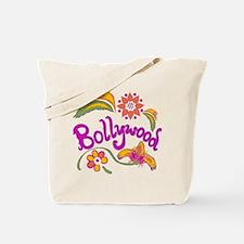 Bollywood Name Tote Bag
