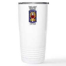 Unique Light infantry Travel Mug
