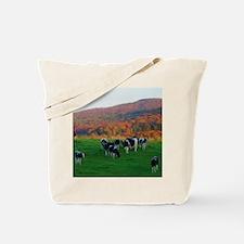 Cute Field Tote Bag