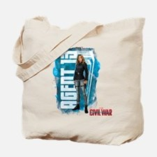 Agent 13 Standing Tote Bag