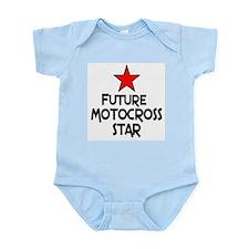 Furture Motocross Star Infant Bodysuit