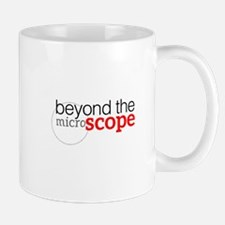 Scope podcast logo white Mugs