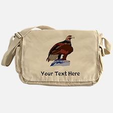 Brown Eagle (Custom) Messenger Bag