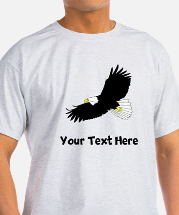 Bald Eagle Flying (Custom) T-Shirt