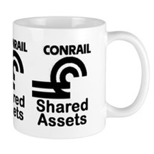 Conrail Shared Assets Small Mug