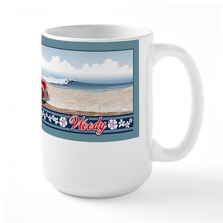 WOODIE Large Mug