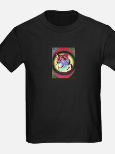Rainbow Mountain Lion T-Shirt