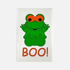Halloween Frog Rectangle Magnet
