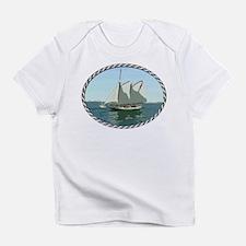 Tall ship Infant T-Shirt