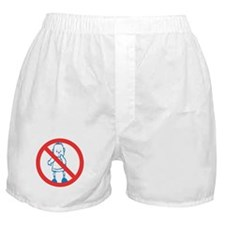 Anti-Kids Boxer Shorts