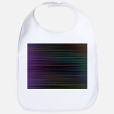 Decorative Colorful Stripes Bib