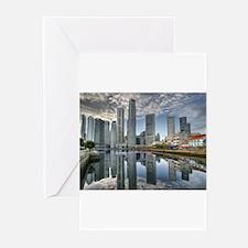 Singapore City Greeting Cards (Pk of 10)
