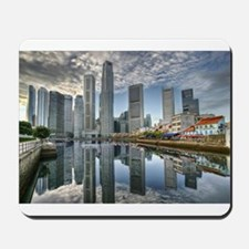Singapore City Mousepad