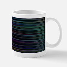Decorative Colorful Stripes Mugs