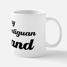 I love my Antiguan Husband Mug