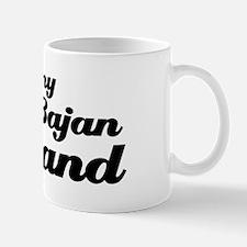 I love my Bajan Husband Mug