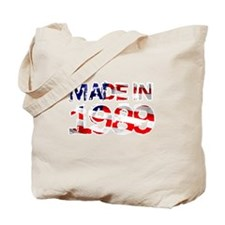 Made In USA 1989 Tote Bag