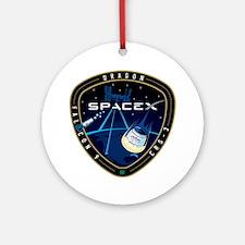 SpX-3 Round Ornament