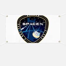CRS-3 Logo Banner