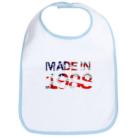 Made In USA 1988 Bib