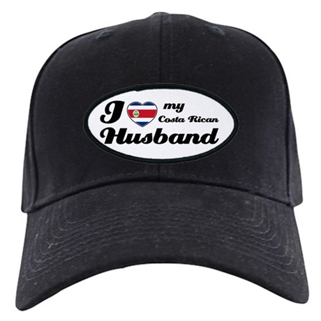 I love my Costa Rican Husband Black Cap