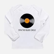 Spin the Black Circle Long Sleeve T-Shirt