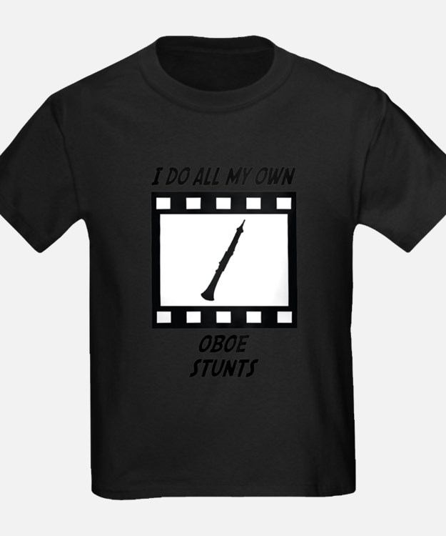 Oboe Stunts T-Shirt