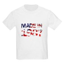 Made In USA 1987 T-Shirt