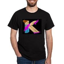 BODY OF THE LETTER 'K' T-Shirt