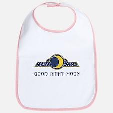 Good Night Moon Bib