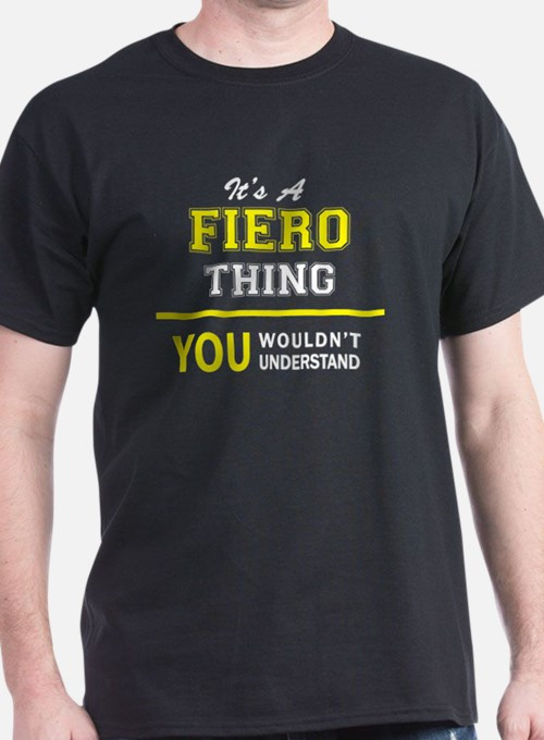 Cute Fiero T-Shirt