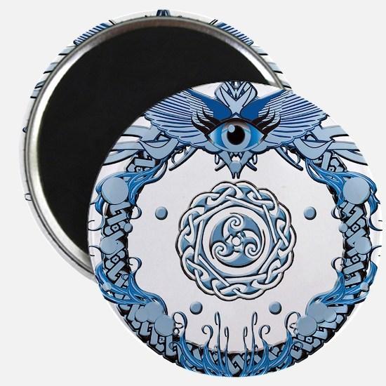 Tribal Eye Magnets
