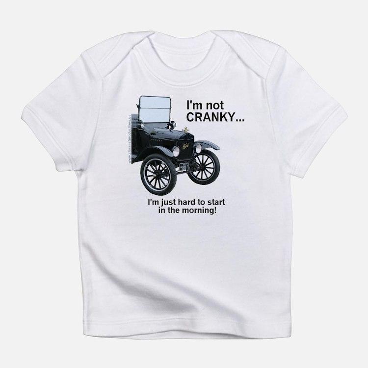 Cute Vintage cars Infant T-Shirt
