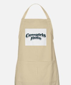Cowgirls Rule Apron
