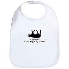 Vermont Cow Tipping Bib