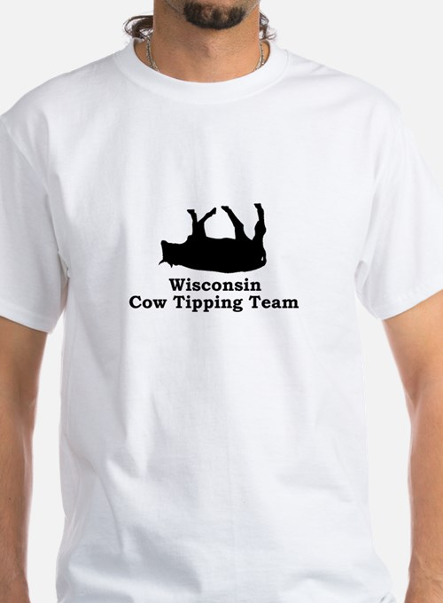 Wisconsin Cow Tipping Shirt