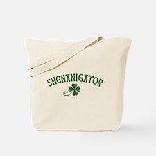 Shenanigator Tote Bag