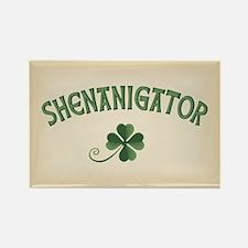 Shenanigator Rectangle Magnet