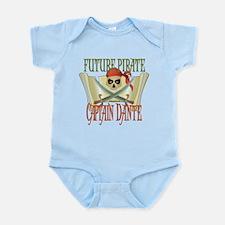 Future Pirates Onesie