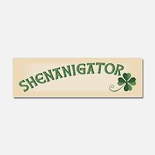 Shenanigator Car Magnet 10 x 3