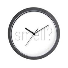 smell? Wall Clock
