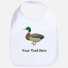 Mallard Duck (Custom) Bib